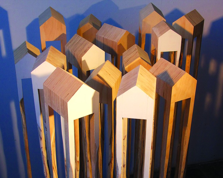 """""""Migration"""" by Todd Laby. - COURTESY VESSEL GALLERY"""