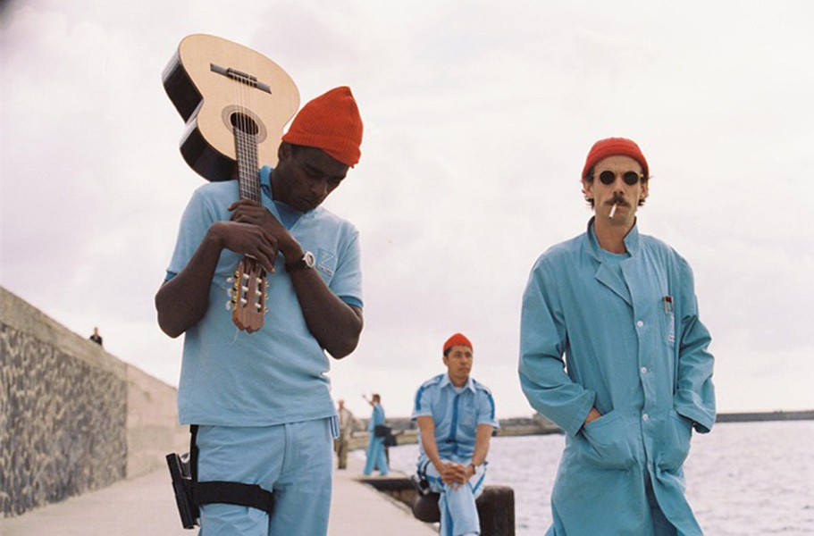Seu Jorge as Pelé dos Santos in The Life Aquatic with Steve Zissou. - IMAGE COURTESY OF RAVINIA FESTIVAL