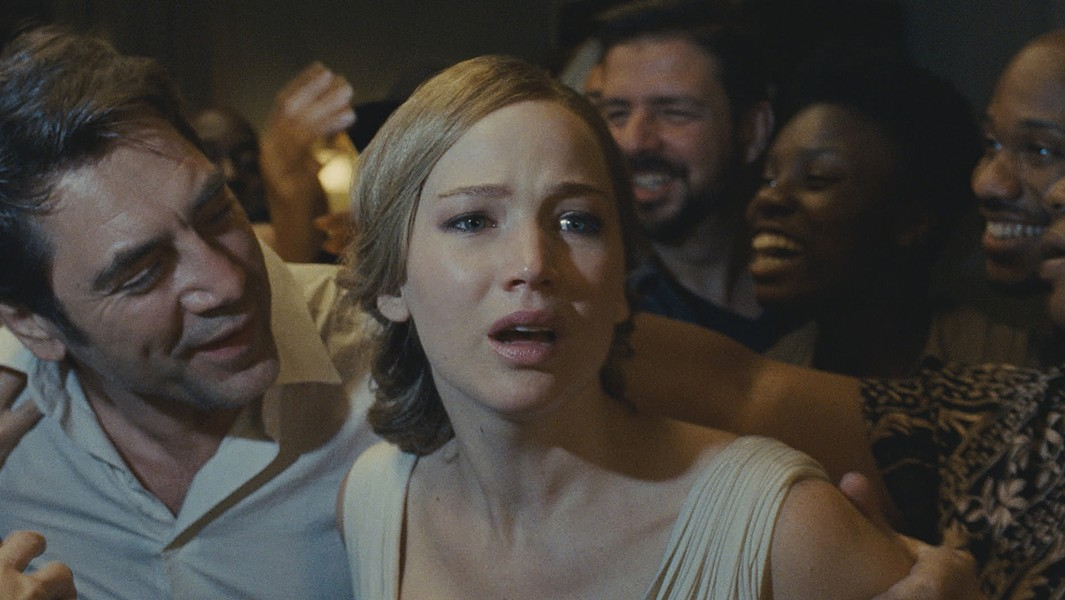 Mother! is a Freudian nightmare about unwanted offspring. What could be drearier? - PARAMOUNT PICTURES