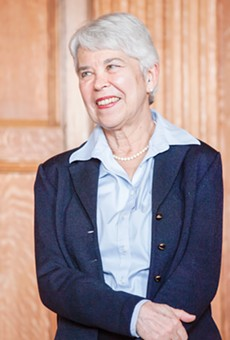 Carol Christ is the chancellor of the University of California, Berkeley.