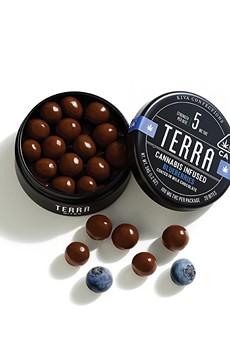 Kiva's microdosed Terra Bites