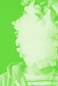 Some vape pens may not be vaporizing at all.