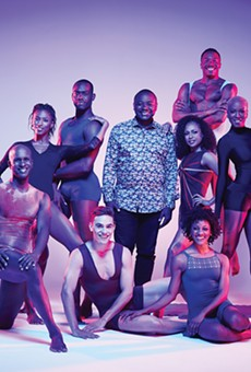Alvin Ailey American Dance Theater with Artistic Director Robert Battle.