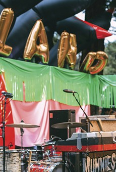 Actor John Waters will once again host Burger Boogaloo.