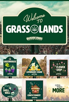Cannabis Comes to Outside Lands
