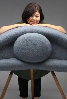 Masako Miki's larger-than-life sculptures are on display at BAMPFA.