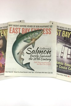 East Bay Express joins five-newspaper Bay Area alt-weekly group