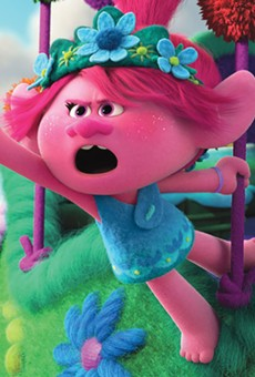 MY DAUGHTER LOVED IT: But she is wrong about Trolls World Tour.