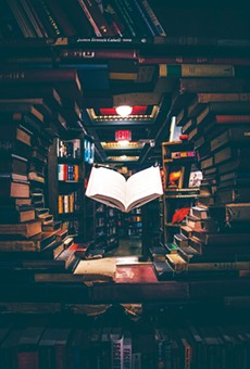 BOOKED: #WeLoveBookstores events feature both emerging  and high-profile authors and artists.
