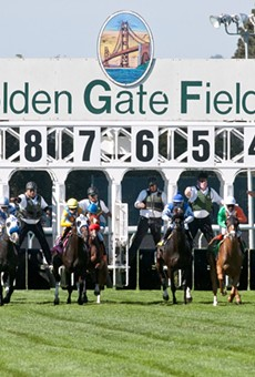 Horse racing in the Bay Area will be put on hold until at least early December.