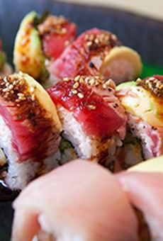 In Defense of Fast-Food Sushi