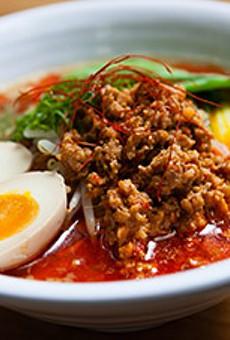 Food Court Noodles