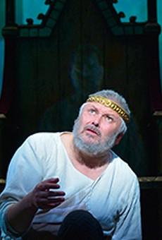 A Grizzly 'Macbeth' Still Lacking in Lifeblood
