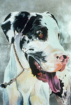 Judy North will turn your beloved pet into a lasting work of art.