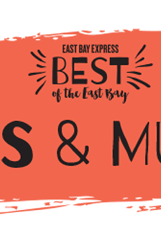 Best of the East Bay 2017: Arts & Music