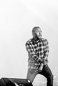 Kendrick's Kung Fu Kenny persona