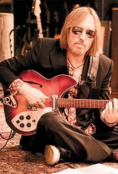 Tom Petty and The Heartbreakers in Berkeley