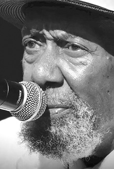 Sonny Rhodes is one of many Oakland blues musicians featured in Evolutionary Blues.