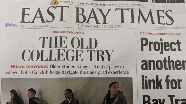 Buy-Outs and Layoffs Hit East Bay Times and Other Bay Area