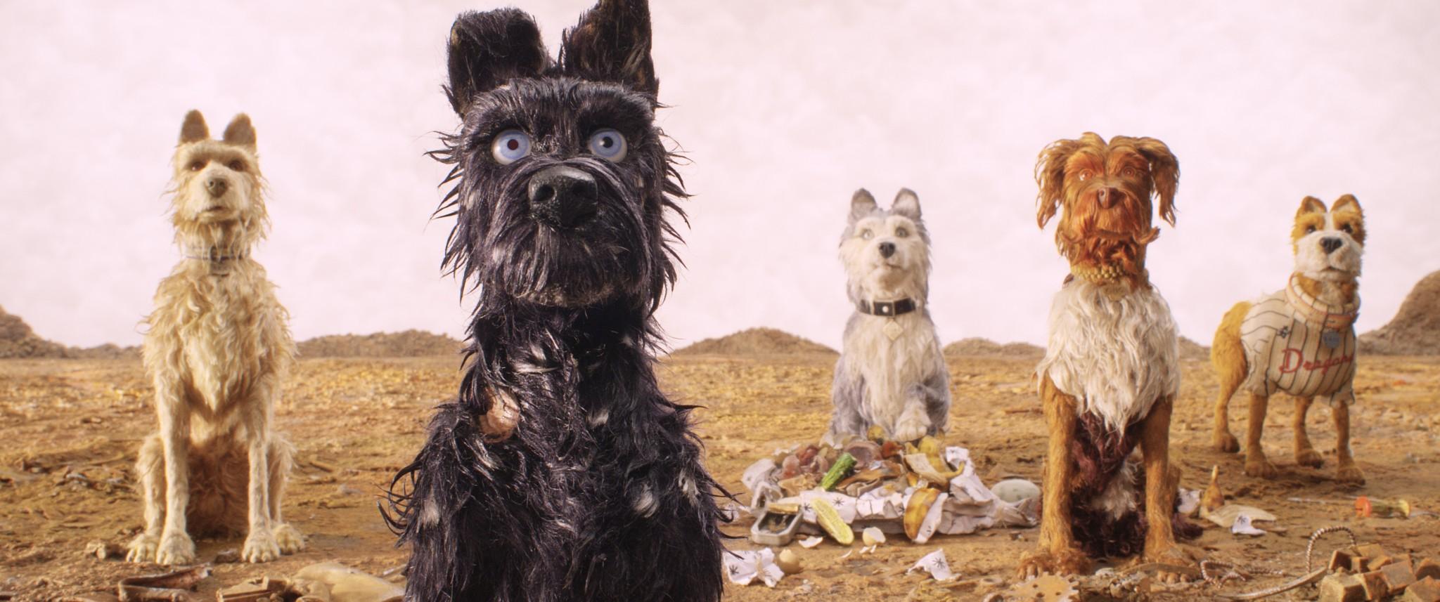 Resultado de imagen para isle of dogs