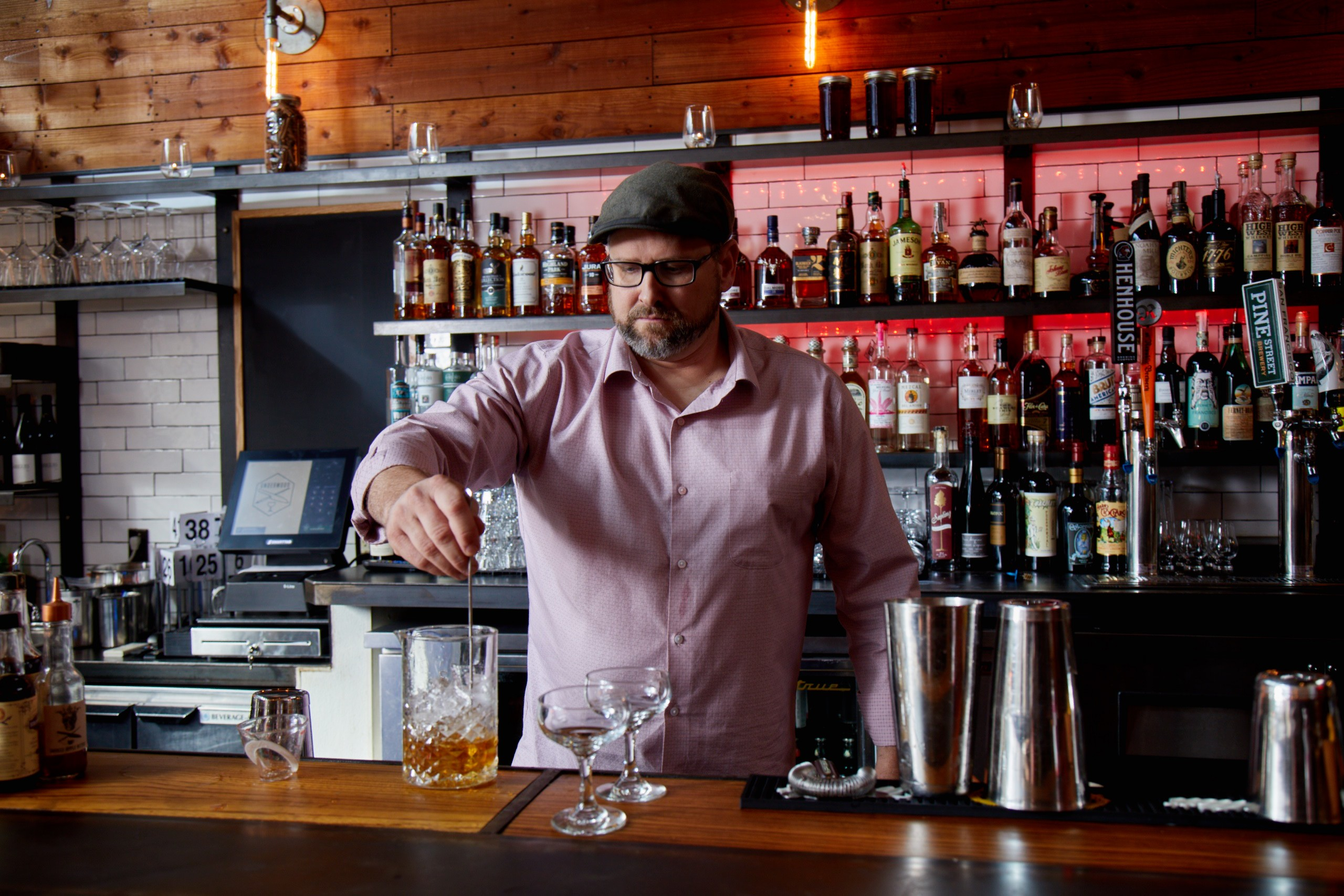 Why north oakland 39 s bar underwood became bar 41 food drink for Food bar oakland