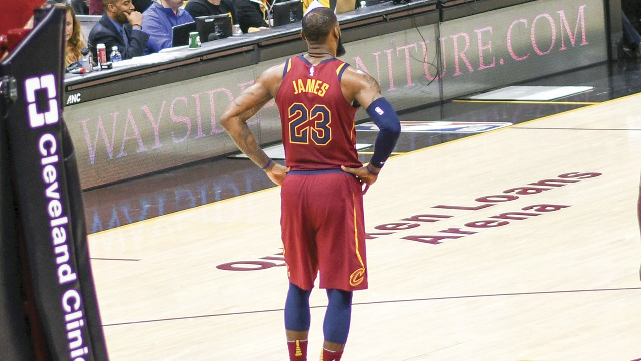 41521303f66 click to enlarge He's this generation's greatest — and perhaps most complex  — sports superstar. - PHOTO BY