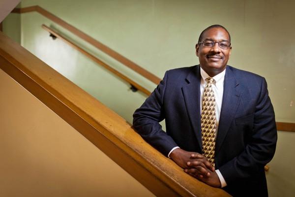 Former OUSD Senior Business Officer Vernon Hal. - STEPHEN LOEWINSOHN