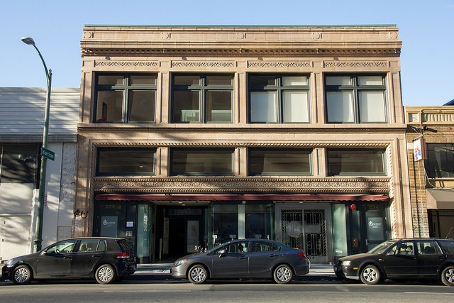 The historic downtown Oakland building has been well-restored. - PHOTO COURTESY OF ISABEL BAER