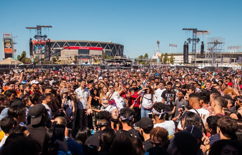 Review: Logistical Problems Abounded at Rolling Loud Bay Area | Arts
