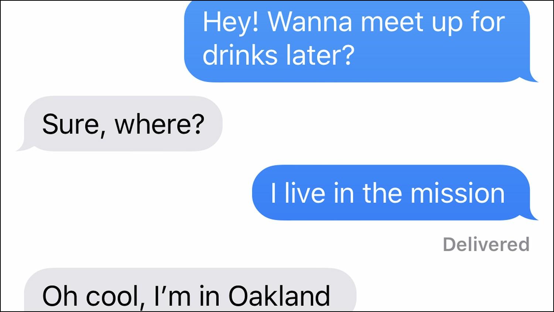 Berkeley Dating-Szene
