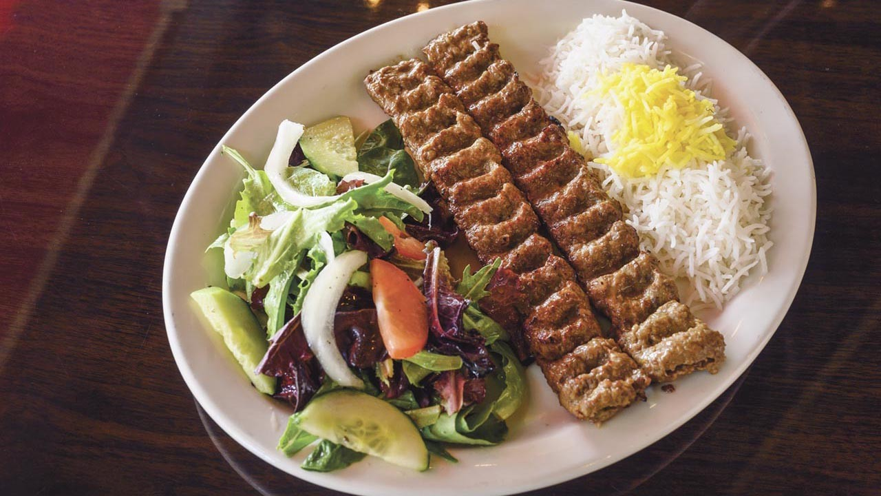 At Daryoush Persian Cuisine The Saffron Shines Brightly