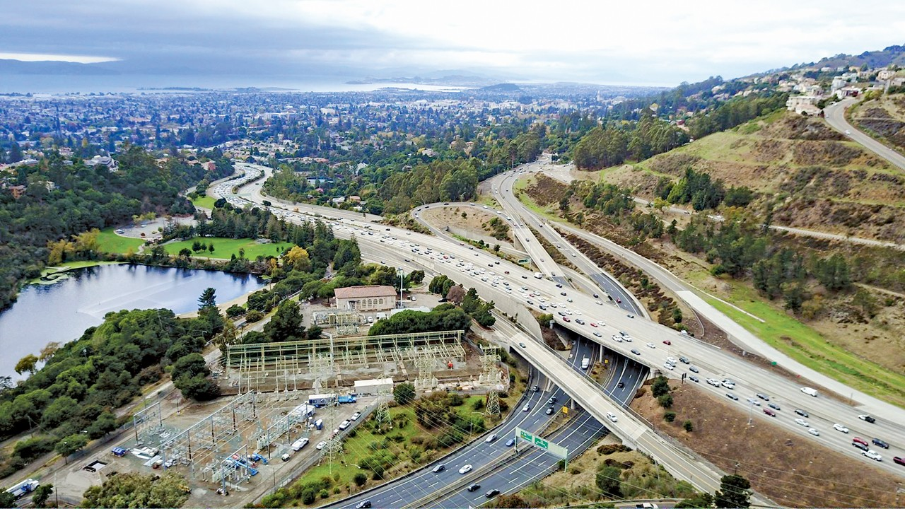 The Fault Line and the Dams | East Bay Express