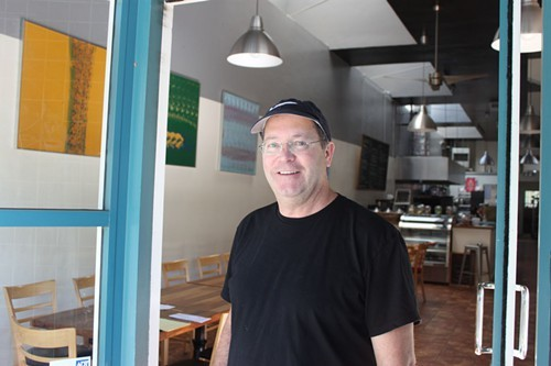 Kitchen 388's Joseph Dunbar is moving on.