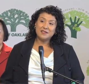 Deanna Santana. - CITY OF OAKLAND / FILE PHOTO
