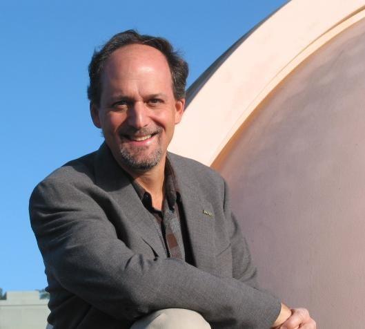 UC Berkeley professor Geoff Marcy.