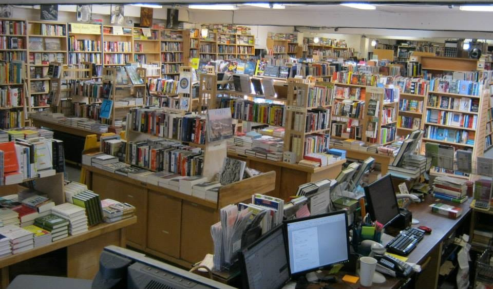 Black Oak Books owner Gary Cornell is hoping to sell most of the books at the store before the end of the month.