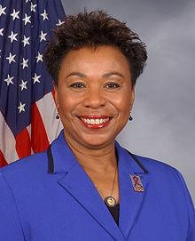 Congressmember Barbara Lee.