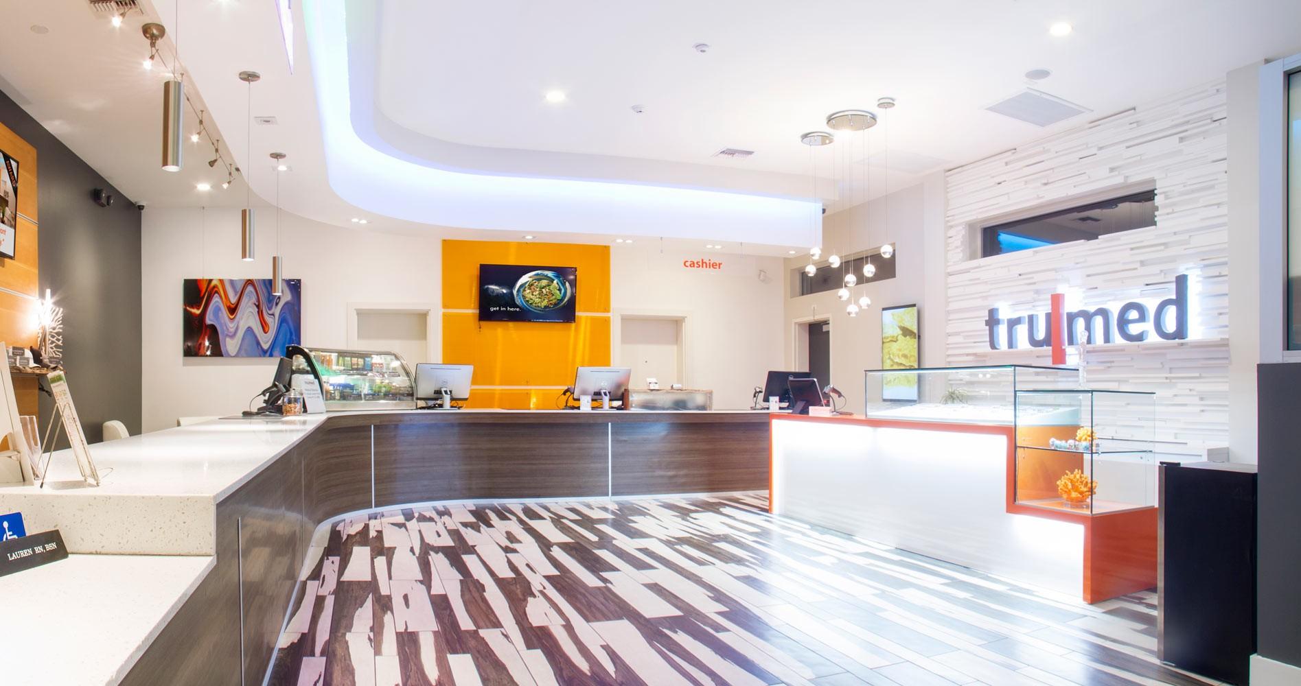 America 39 s best retail look might be this arizona hash bar cannabis - Cannabis interior ...