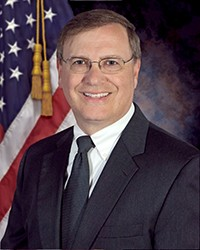 DEA Chief Chuck Rosenberg.