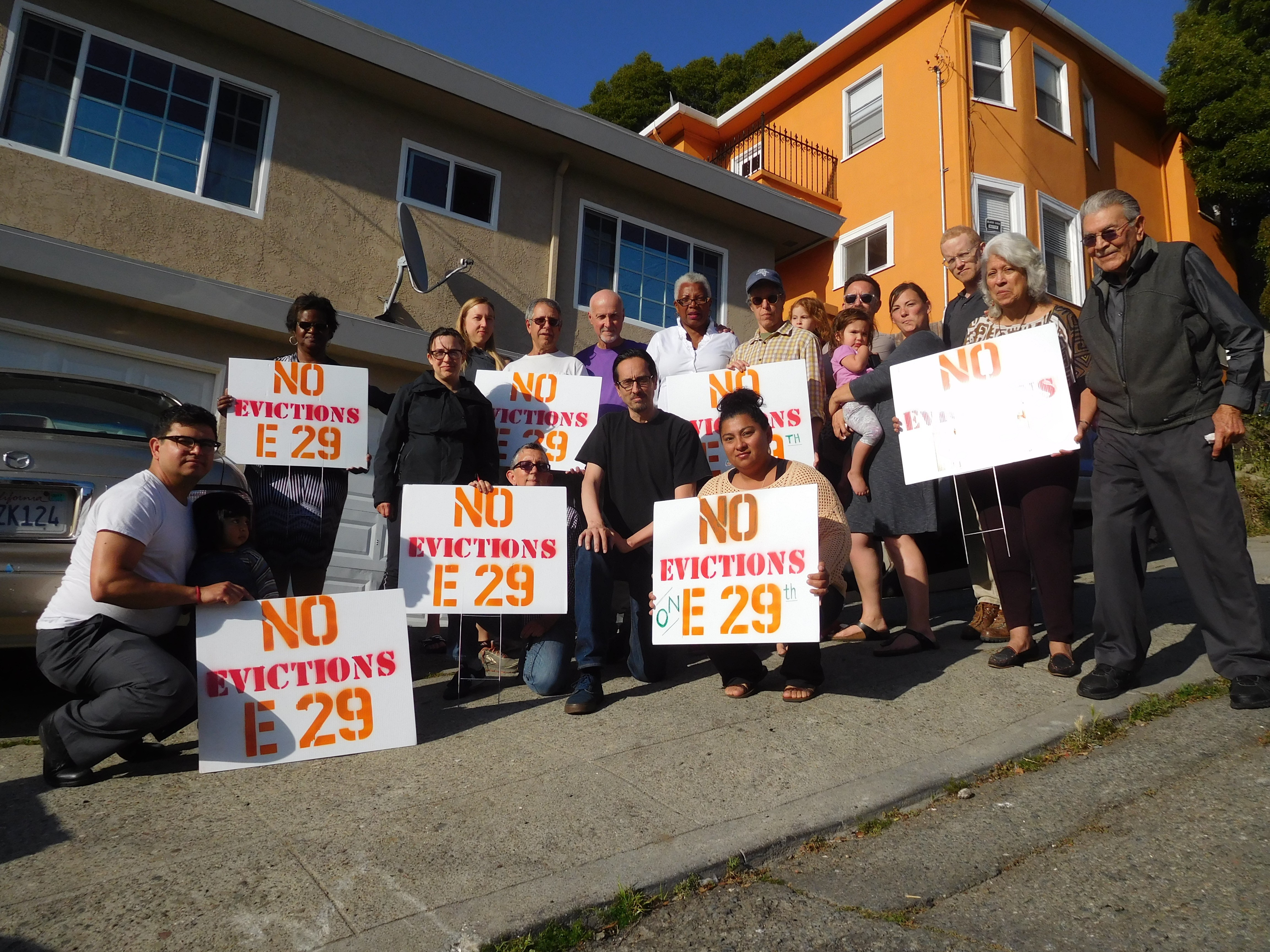 neighbors along one fruitvale street are organizing to stop a