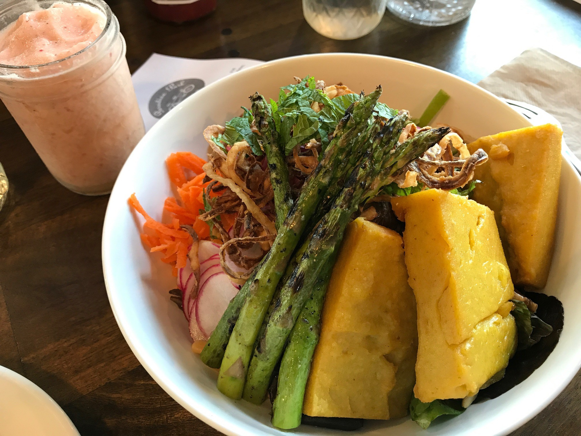 paradise park cafe brings all-day dining to oakland | food & drink