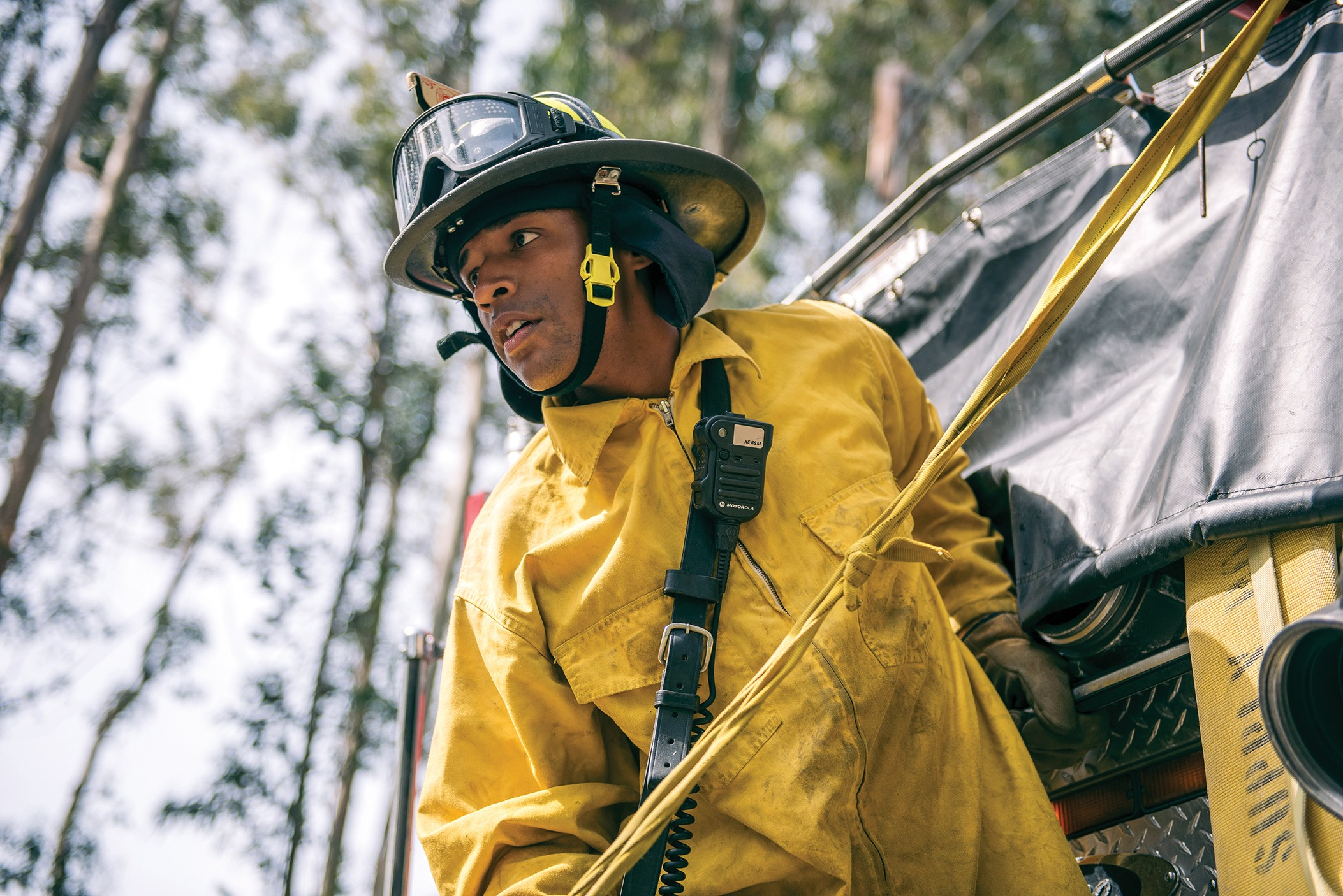 Bright Sparks: While the Oakland Fire Department Takes Heat, a New