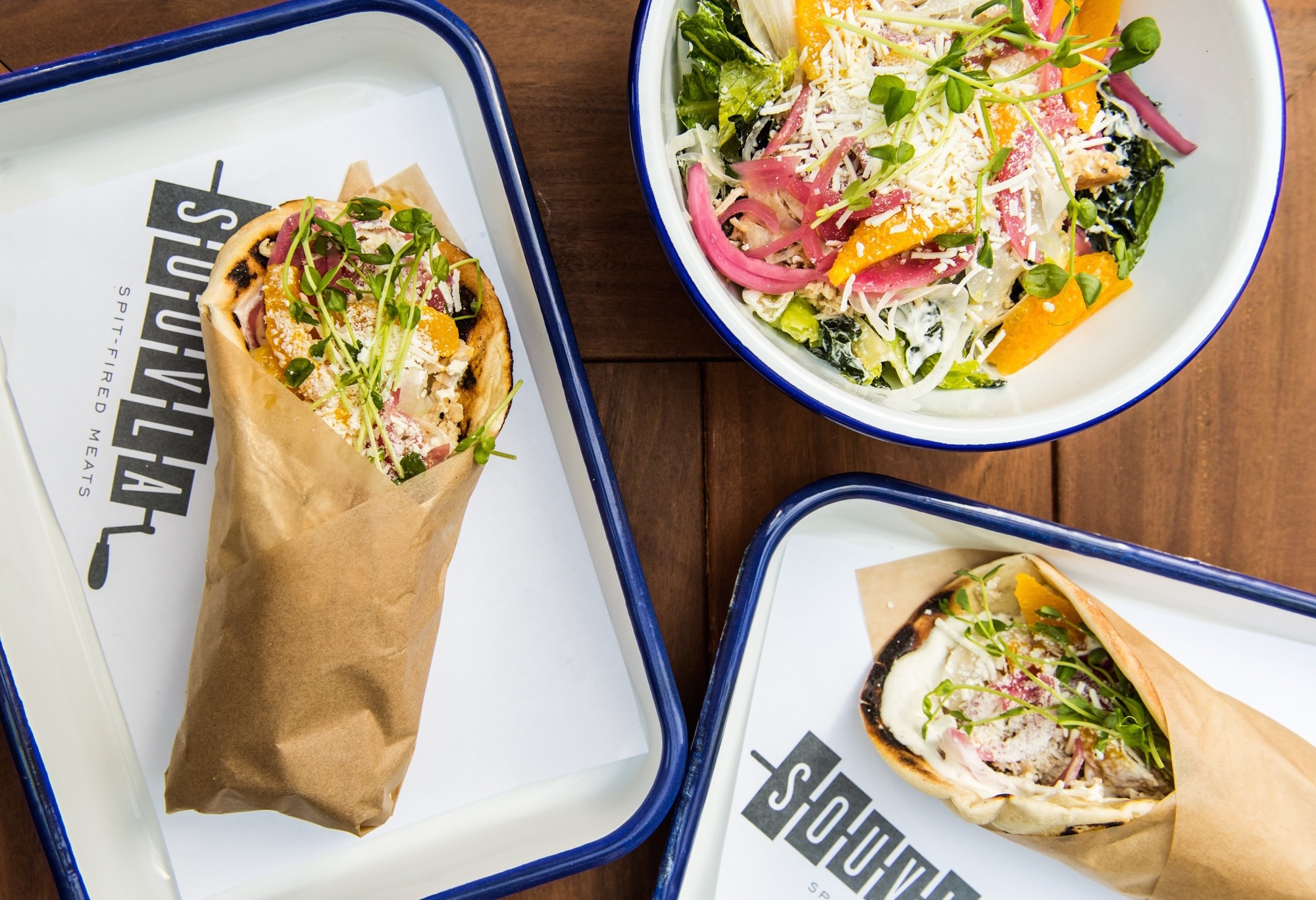 San Franciscos Souvla to Pop Up in the East Bay Sort of