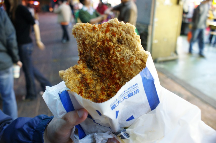 Fried chicken, spotted at the Shihlin Night Market in Taipei. A new Berkeley restaurant will serve its own version. - COURTESY OF SOON KOON VIA FLICKR