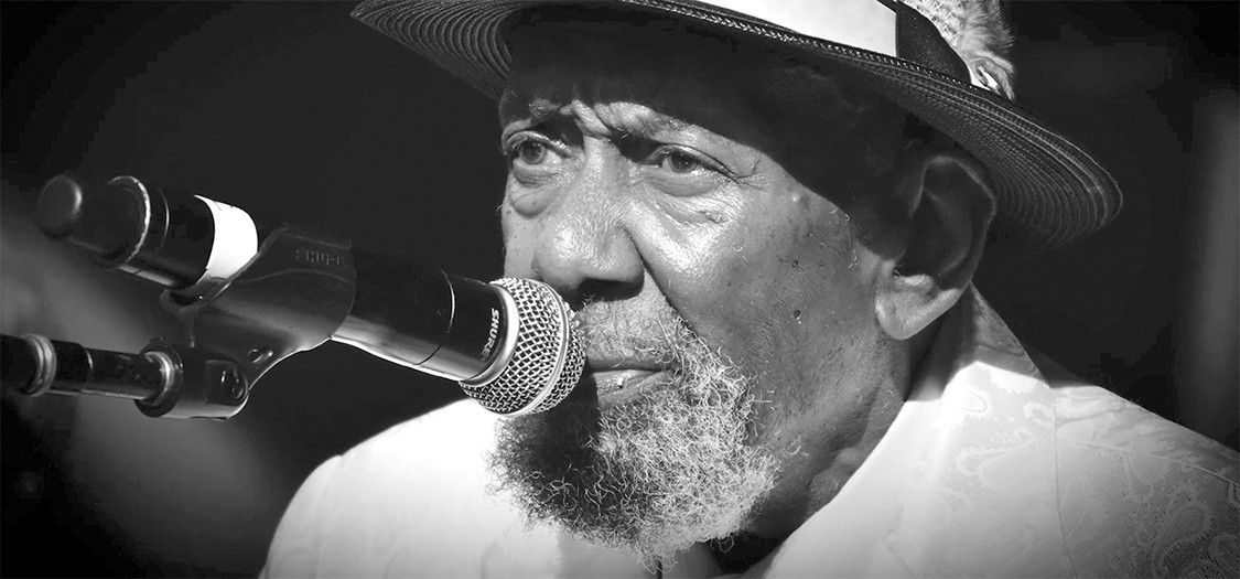 Sonny Rhodes is one of many Oakland blues musicians featured in Evolutionary Blues. - IMAGE BY BIKO BRADFORD