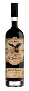 Falcon Spirits' Amaro Aplomado has a light, smooth mouthfeel.