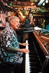 Rod Dibble was The Alley's longstanding cocktail pianist extraordinaire.