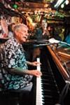 Rod Dibble was The Alley's longstanding cocktail pianist extraordinaire.