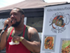 David Smith runs Kid Creole Soul Food as a pop-up.