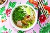 Kuy teav Phnom Penh is the dish that put Nyum Bai on the map.